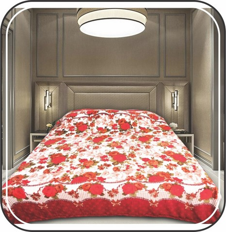 Grenade Double Bed Flannel Blanket